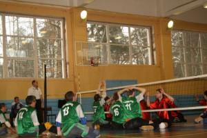 параолимпиада по волейболу