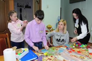 Гольяново, дети, общество