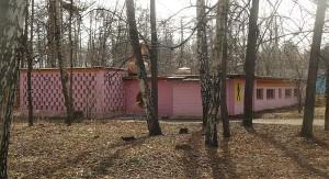 туалет, парк, Сокольники