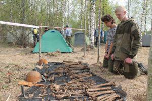 Богородское, ВАО, молодежь, война