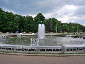 Сокольники_фонтанная_площадь