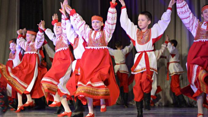 праздник танца в Измайлово