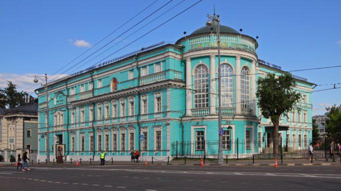 галерея, Илья Глазунов