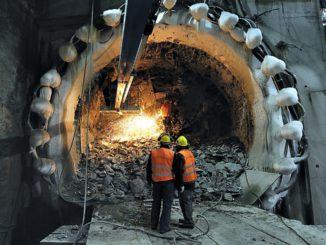 метро, строительство