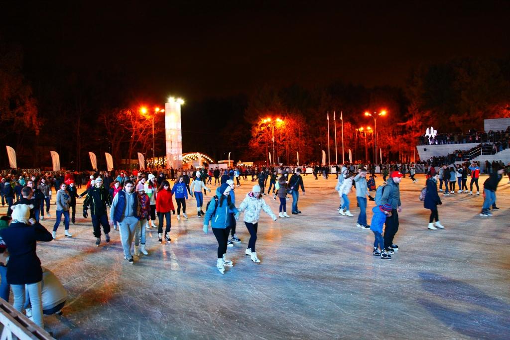 8b72edf6 Новогоднюю ночь можно провести в парке «Сокольники» - Независимая ...