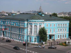 здание, галерея Глазунова