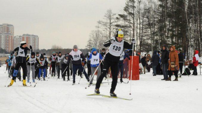 лыжные_гонки