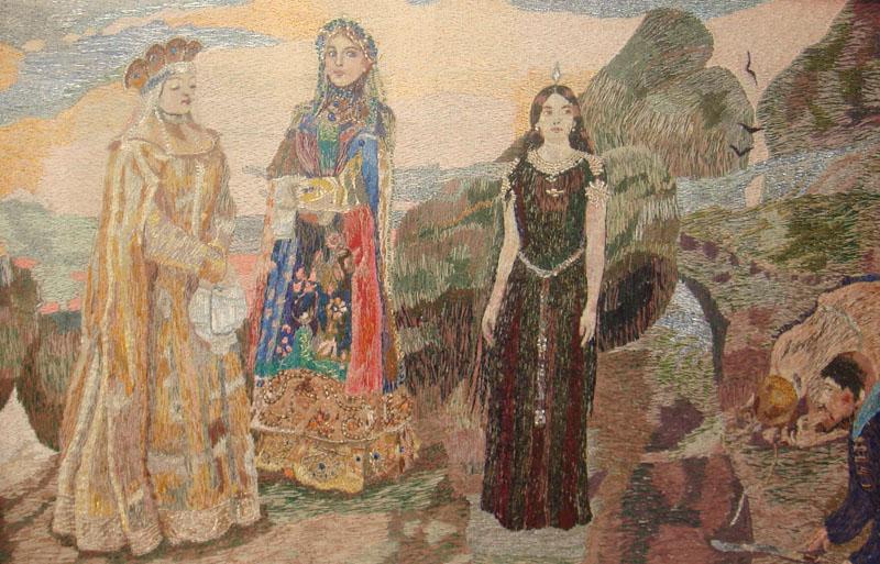 1630 по совету рубенса филипп iv послал веласкеса в x виктор васнецов три царевны подземного царства 1629 году в