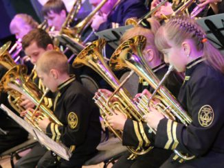 Фестиваль детских духовых оркестров,