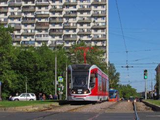 новая линия скоростного трамвая