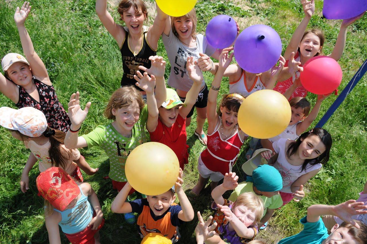 Конкурс по организации детского отдыха
