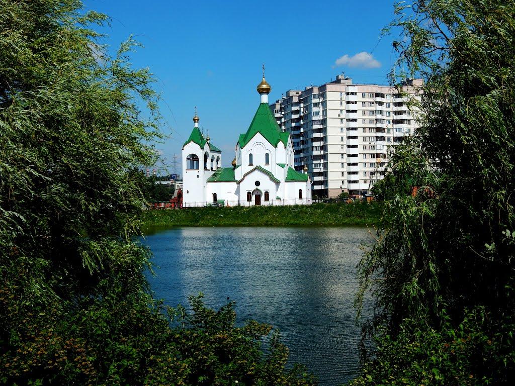 новокосинский храм