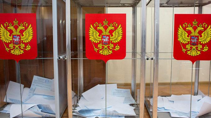муниципальным выборам