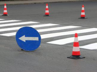 Ограничения для проезда