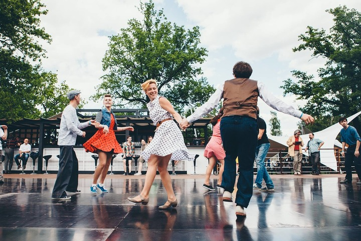 Cедьмой летний фестиваль