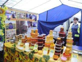 на семёновском рынке