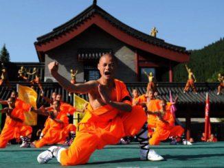 даосские монахи