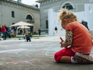 Детский городской фестиваль