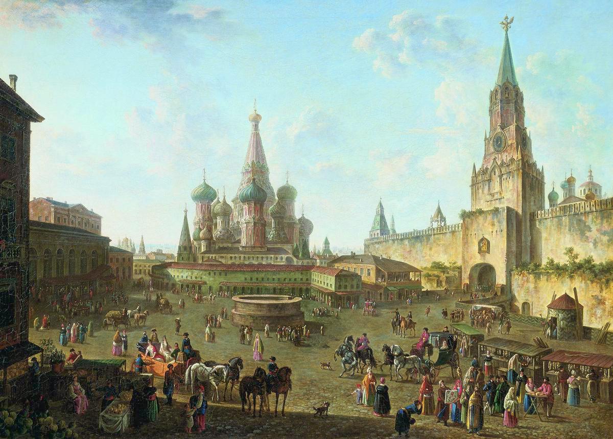 московские меценаты