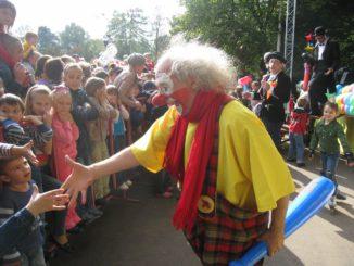 фестиваль клоунского искусства