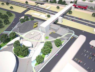 Шесть новых плоскостных парковок