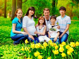 многодетные семьи