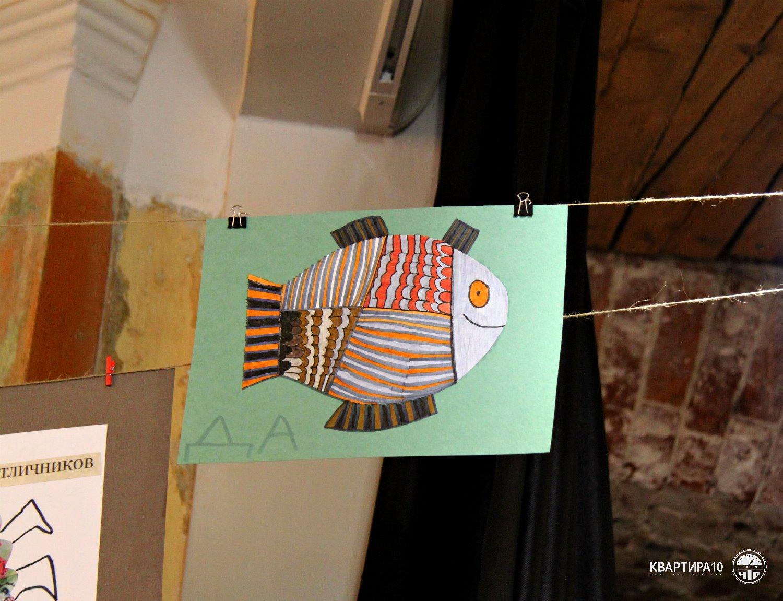 выставка особого художника