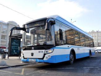 Первый электробус