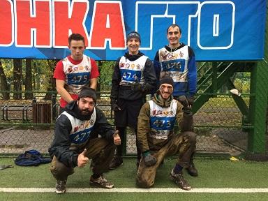 Команда Ильинский светоч