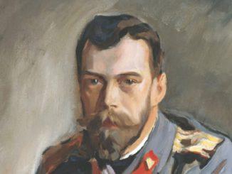 Портрет императора