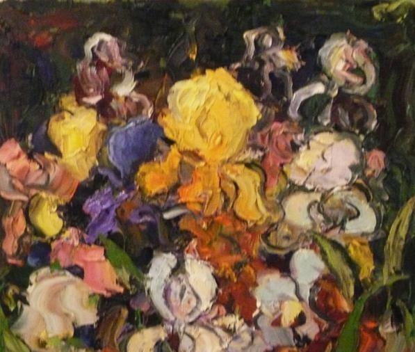 живопись петра цветкова