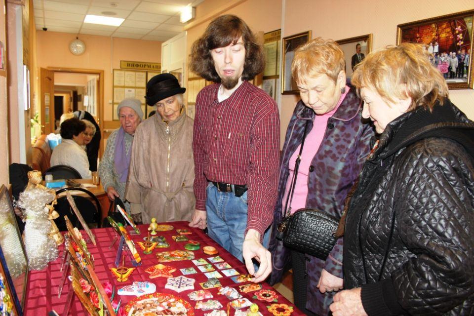 В ТЦСО Вешняки