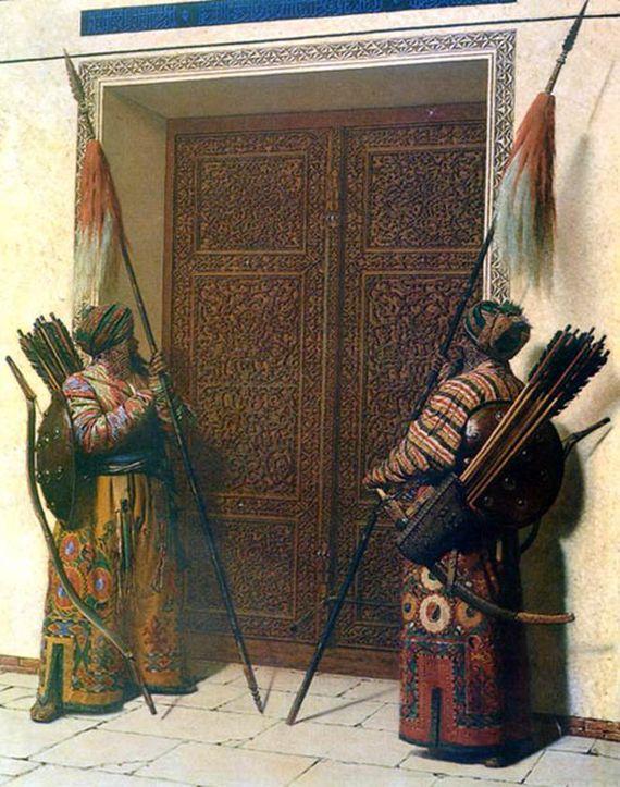 двери тимура