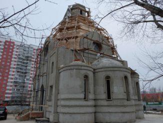 Новый храмовый комплекс