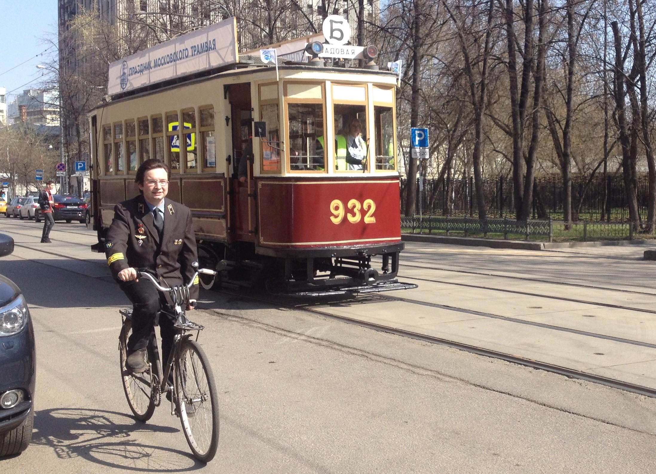 ретро-трамваи