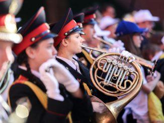 духовые оркестры