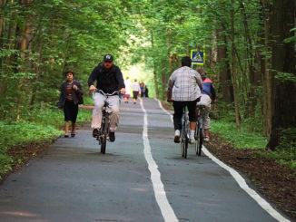 лучший велосипедный маршрут