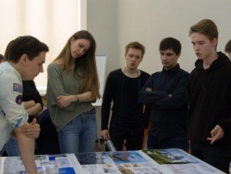 студенты московского политеха