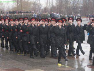 кадеты преображенского кадетского корпуса