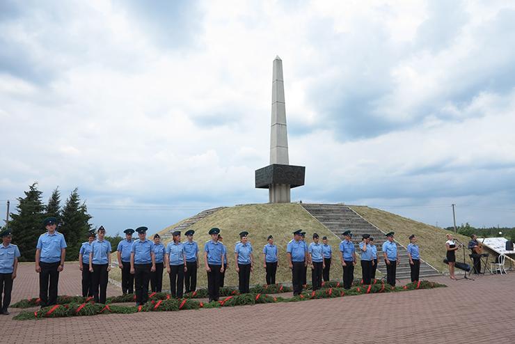 Память погибших воинов