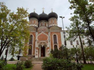 Покровский собор на Измайловском острове