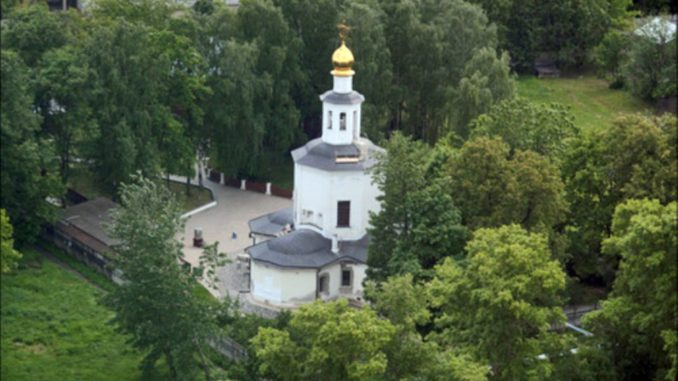 Храм Спаса Нерукотворного в Новогирееве