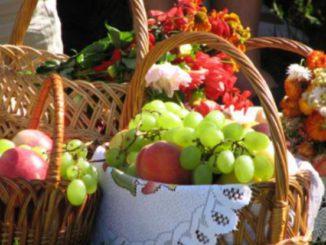 Празднику Яблочного Спаса