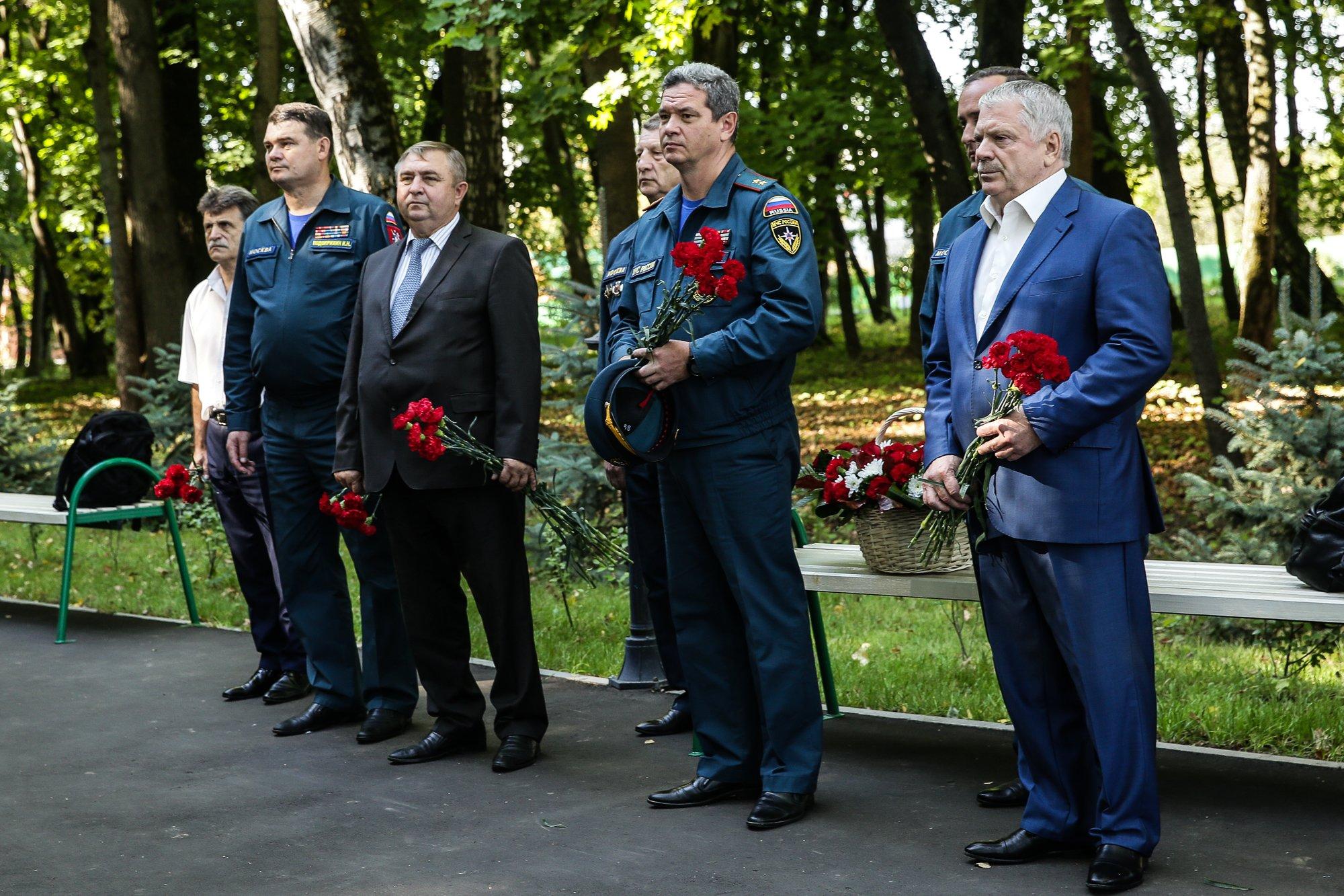 Пожарно-спасательный центр Москвы