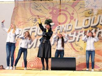 фестиваль в поддержку людей