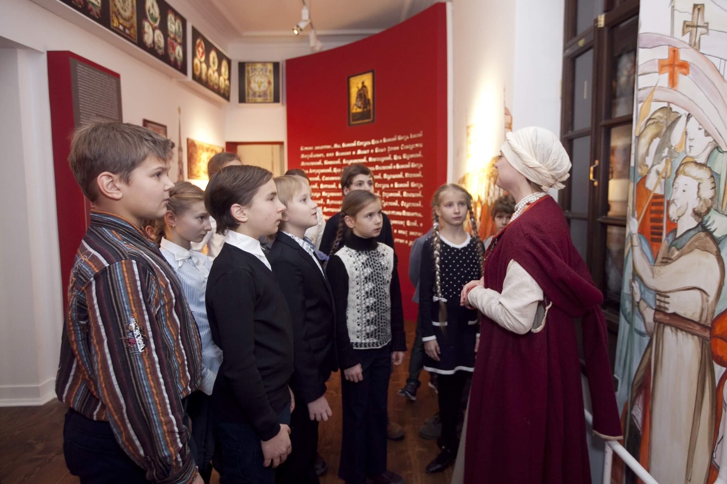 В Музее Московских стрельцов