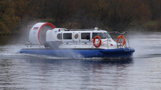 Московские спасатели
