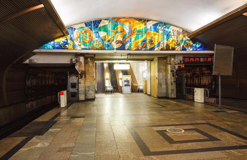 Северный вестибюль