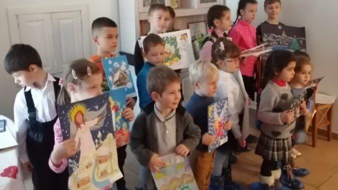 ученики воскресной школы