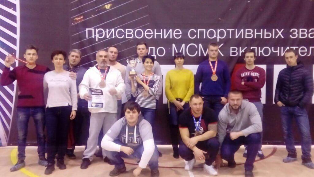 Девятнадцать медалей